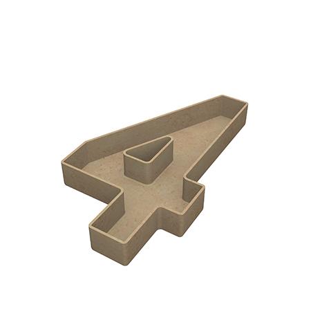 gjuta adventsljusstake betong
