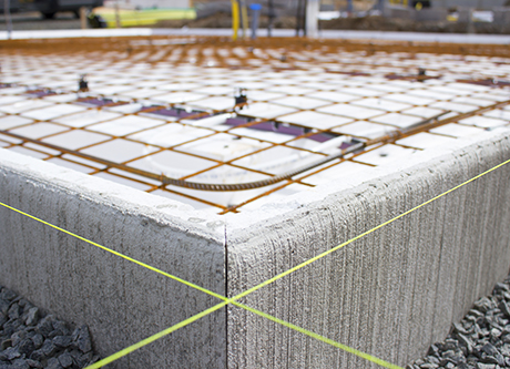 snabbtorkande betong finja