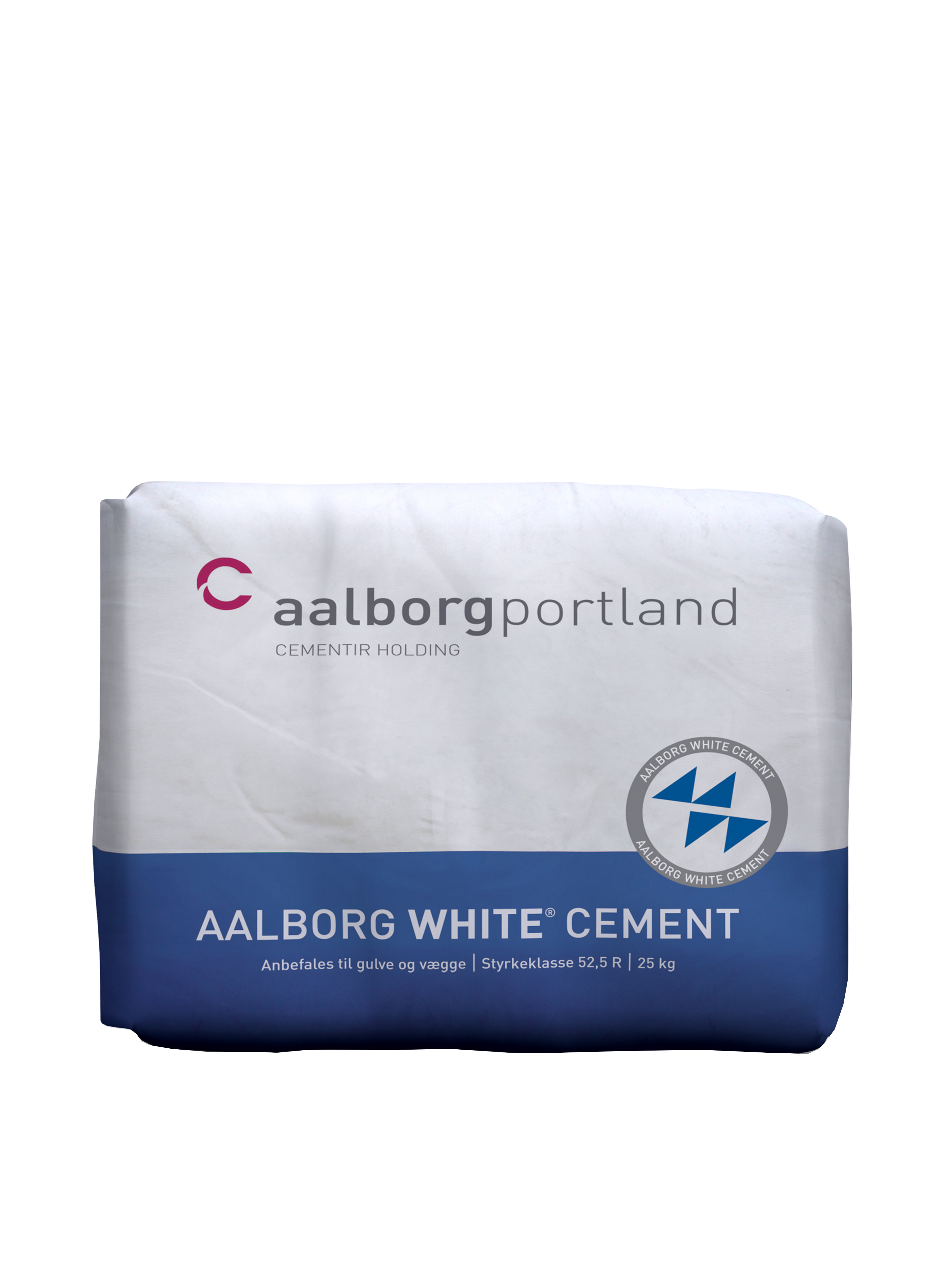 vit cement betong